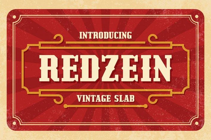 Redzein - Vintage Slab