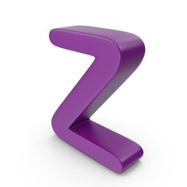 Thumbnail for Purple Letter Z
