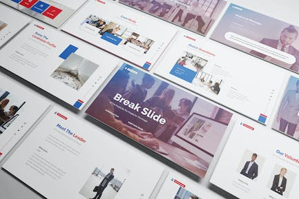 Political Party Powerpoint Template