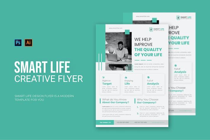 Thumbnail for Smart Life - Flyer
