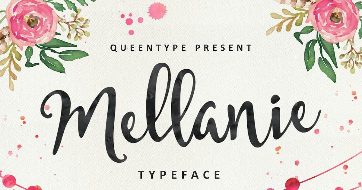 Download Mellanie Script by queentype
