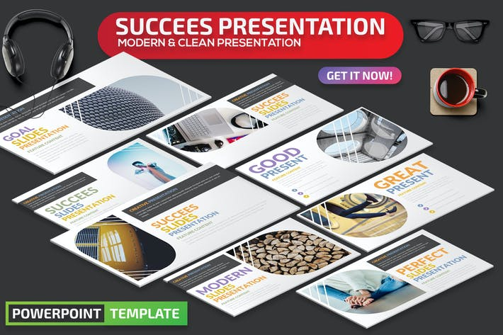 Thumbnail for Success Powerpoint Presentation