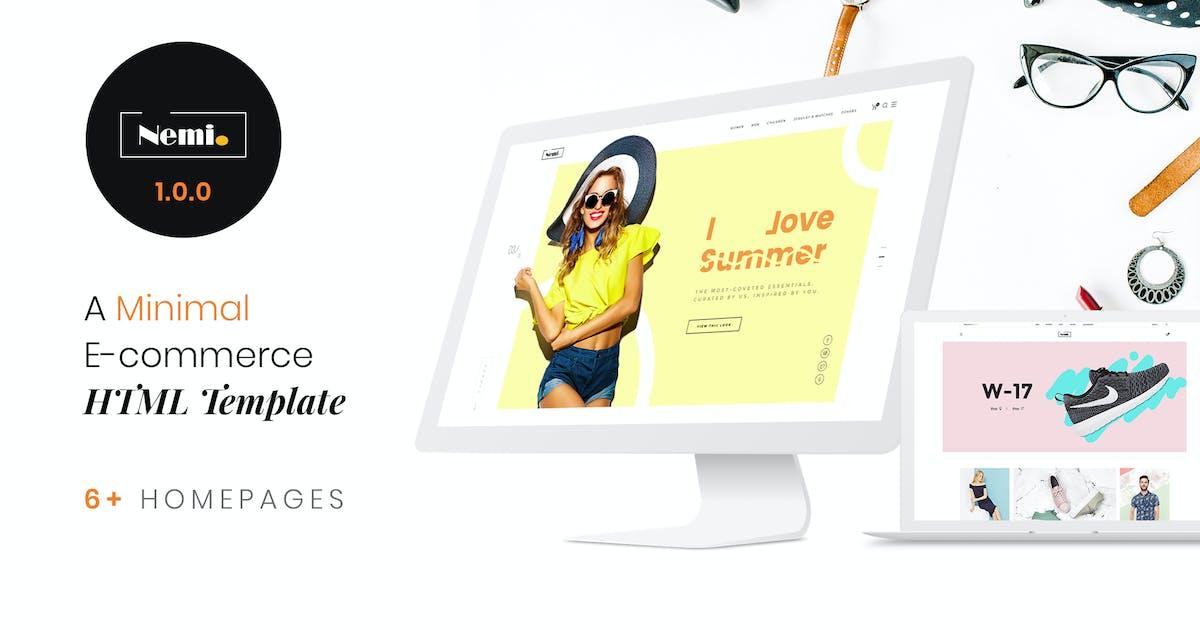 Download Nemi | Multi Store Responsive HTML Template by EngoTheme