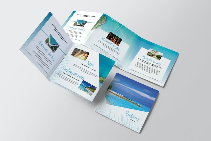 Travel Tropical Broschüre
