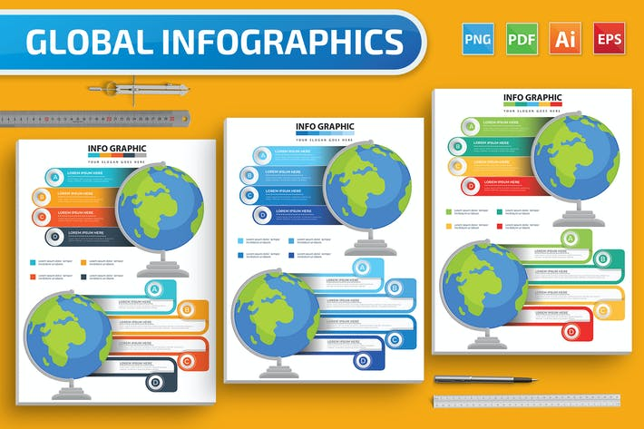 Thumbnail for Global Infographics