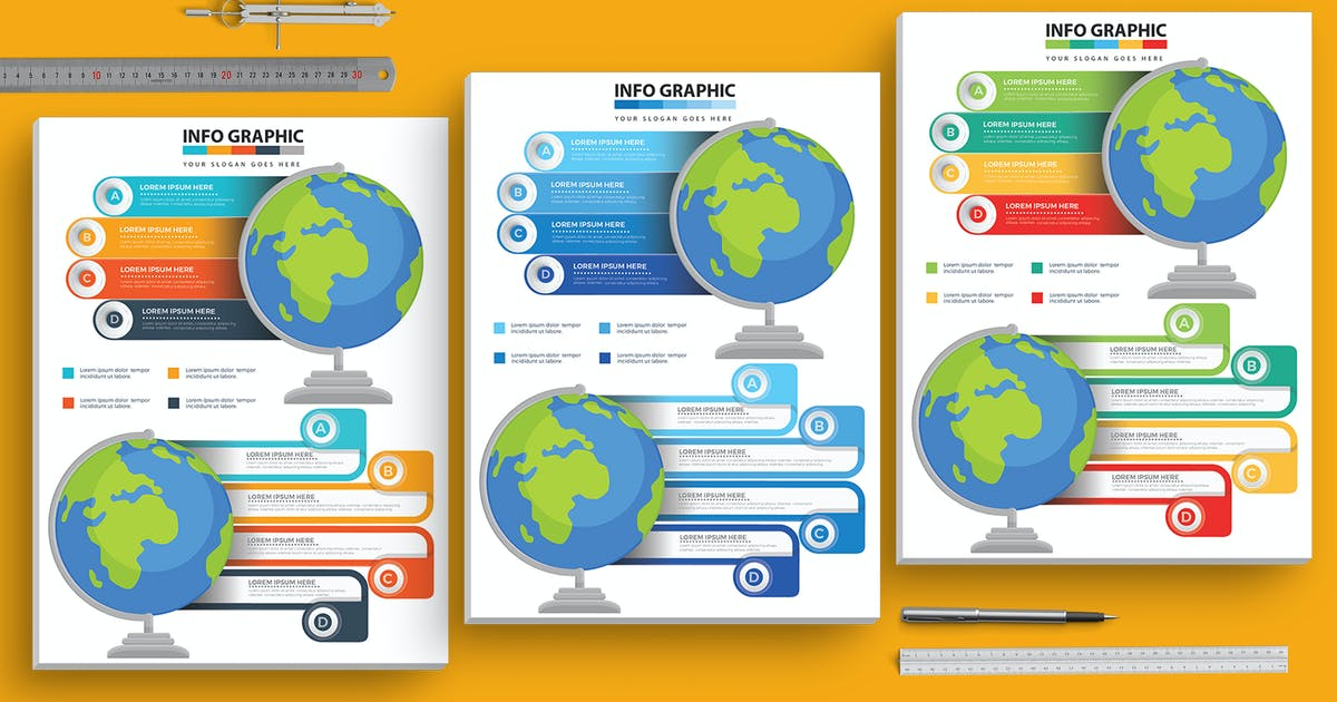 Download Global Infographics by mamanamsai