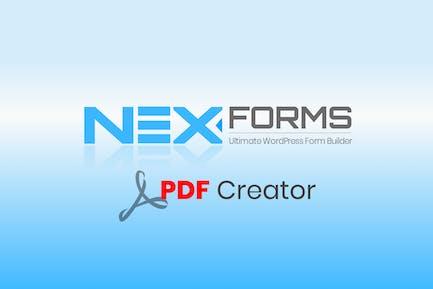 NEX-Forms - PDF Creator