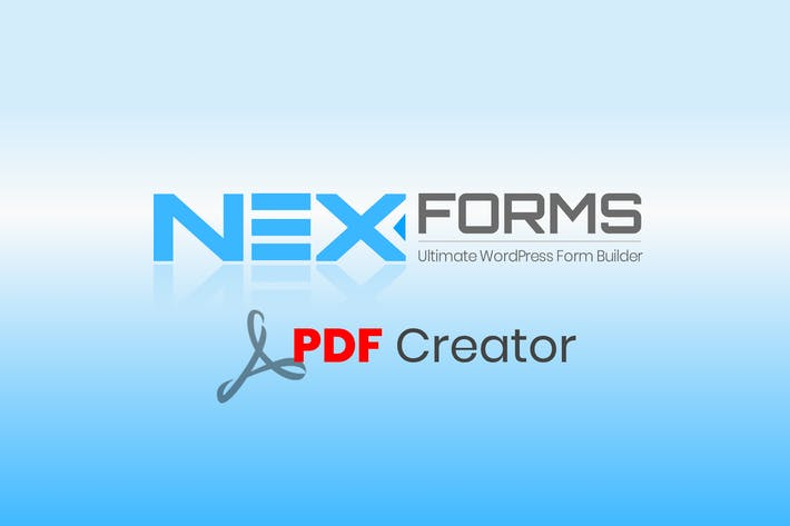 Cover Image For NEX-Forms - PDF Creator