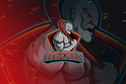 Dangerous - Mascot & Esport Logo