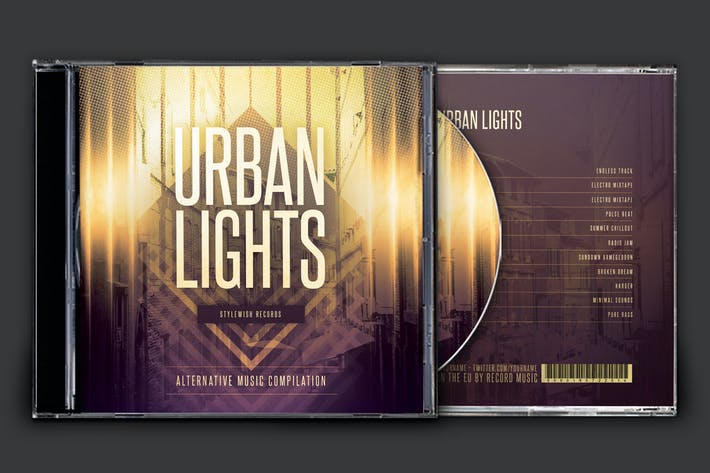 Thumbnail for Urban Lights Album Art