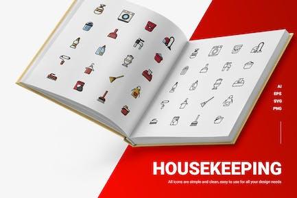 Housekeeping - Icons