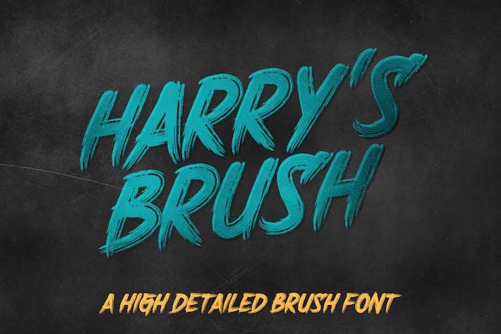 Thumbnail for Harry's Brush