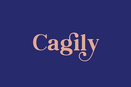 Cagily