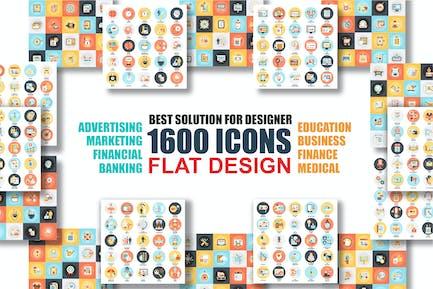 Bundle Flat Icons