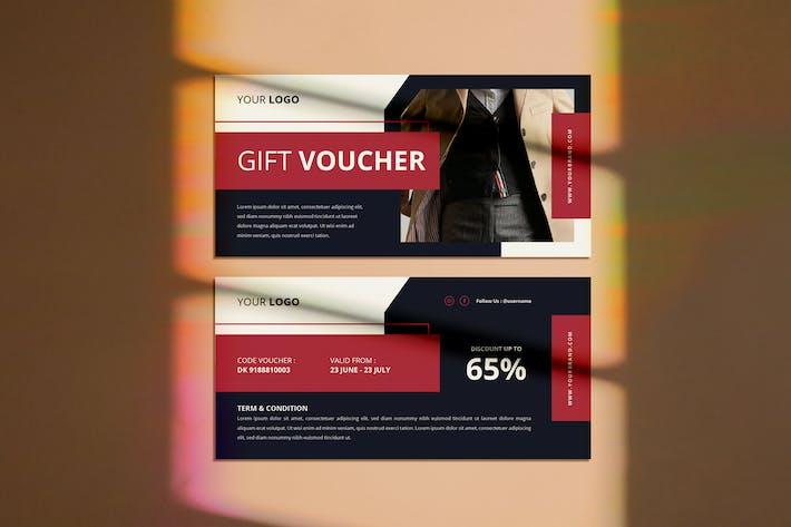 Formal Fashion Gift Voucher