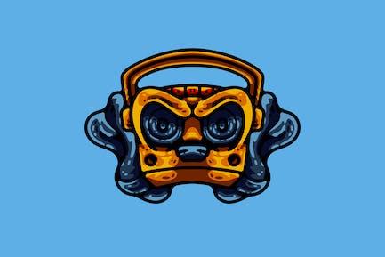 Radio-Monster