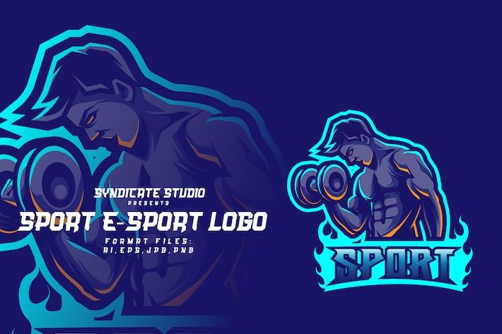 Thumbnail for Logo SPORT E-Sport