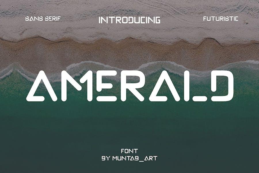 Amerald | Modern Sans