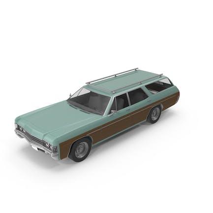 Винтажный автомобиль Вудсайд