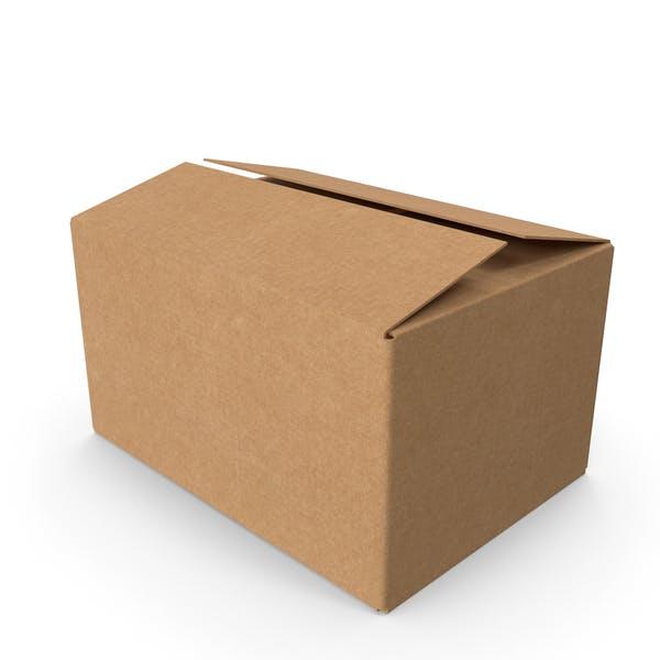 Thumbnail for Картонная коробка