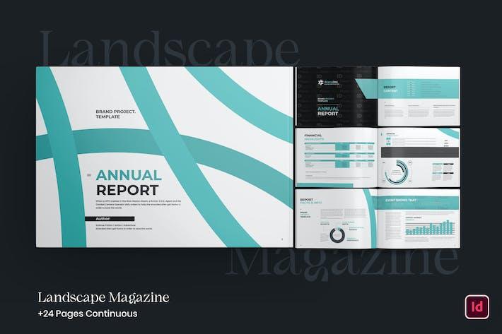 Thumbnail for Landscape Magazine