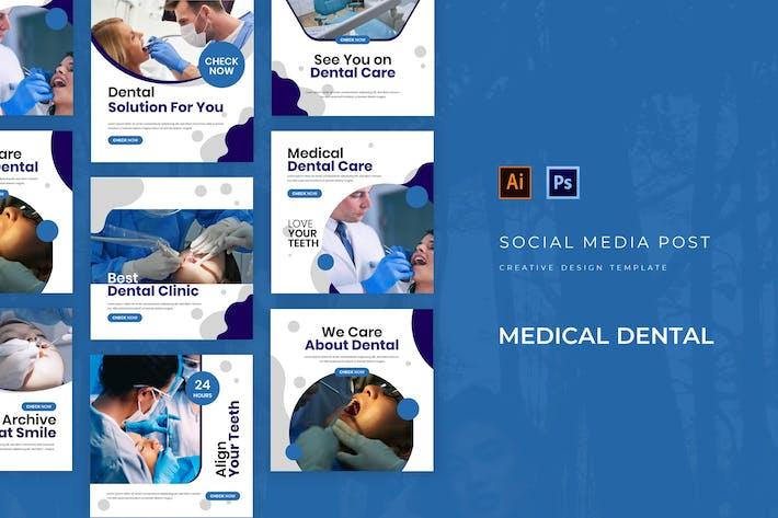 Thumbnail for Медицинская стоматологическая помощь в социальных сетях