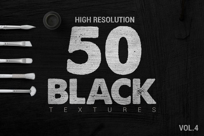 Thumbnail for Bundle Black Textures Vol4 x50