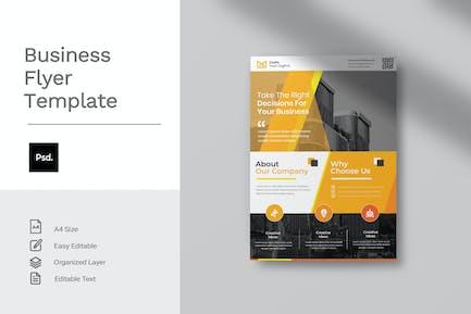 Business - Flyer Template Vol.83