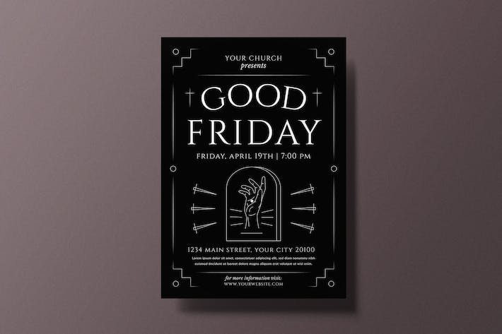 Thumbnail for Good Friday Flyer