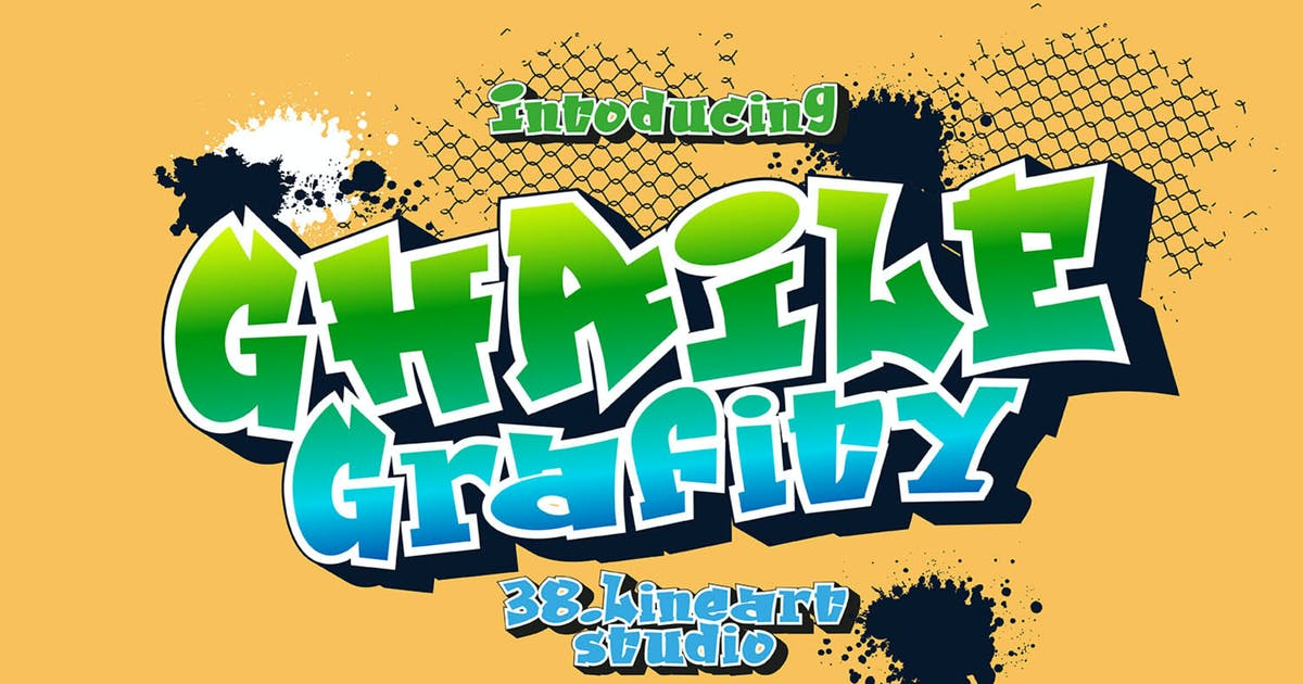 Download Ghaile Grafity by 38-lineart