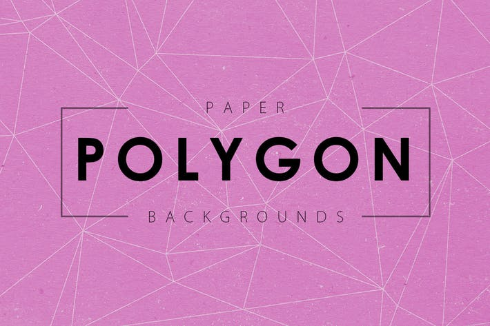 Thumbnail for Paper Polygon Backgrounds