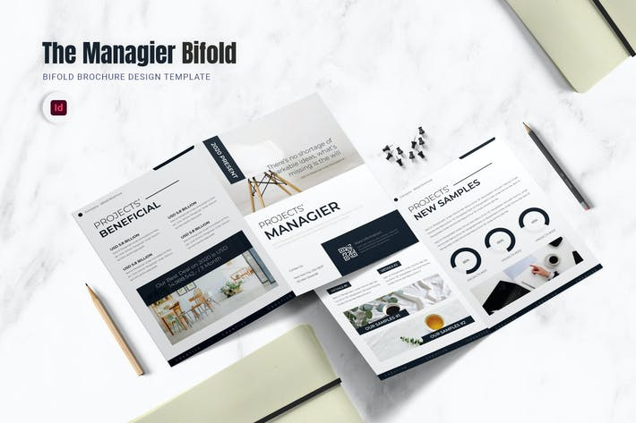 Thumbnail for Managier Bifold Broschüre