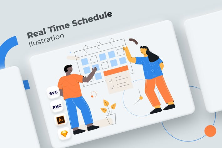Thumbnail for Real Time Schedule 2
