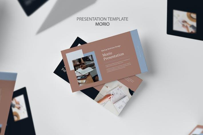 Thumbnail for Морио: Keynote по связям с инвесторами стартапа