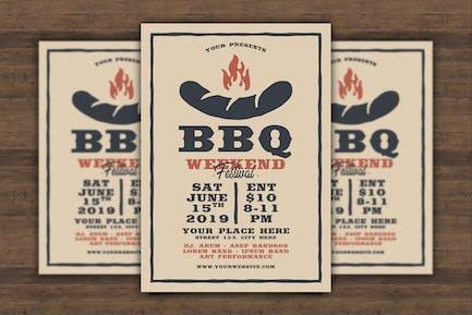 BBQ Weekend Festival
