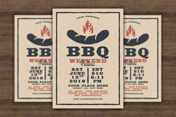 Thumbnail for BBQ Weekend Festival