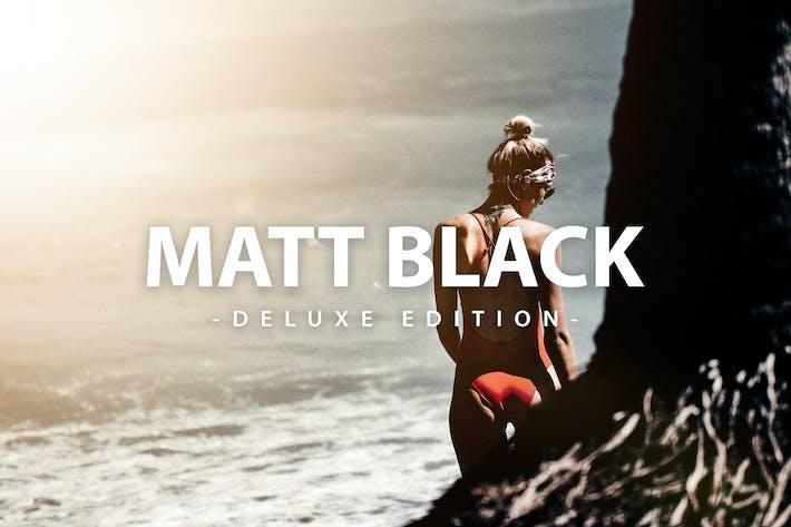 Thumbnail for Matt Black DELUXE Edition | For Mobile & Desktop
