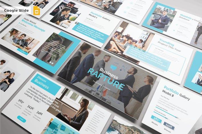 Thumbnail for BUSINESS RAPTURE - Google Slide Template V261