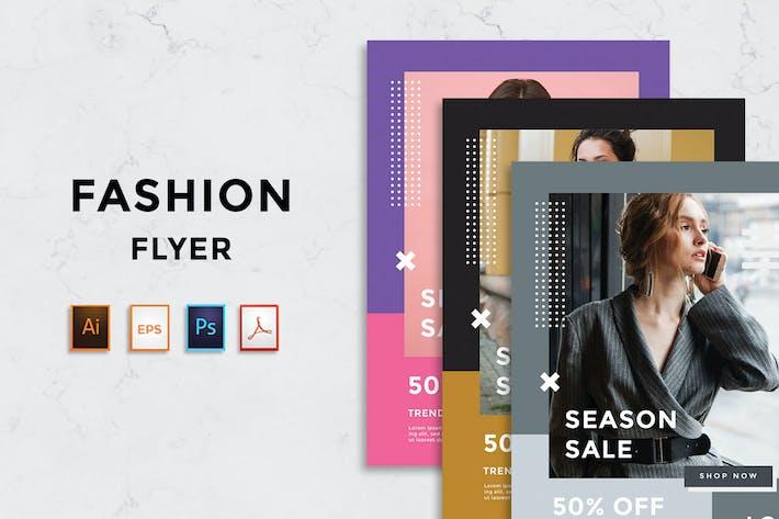 Thumbnail for Fashion Flyer v2 - [code YP]