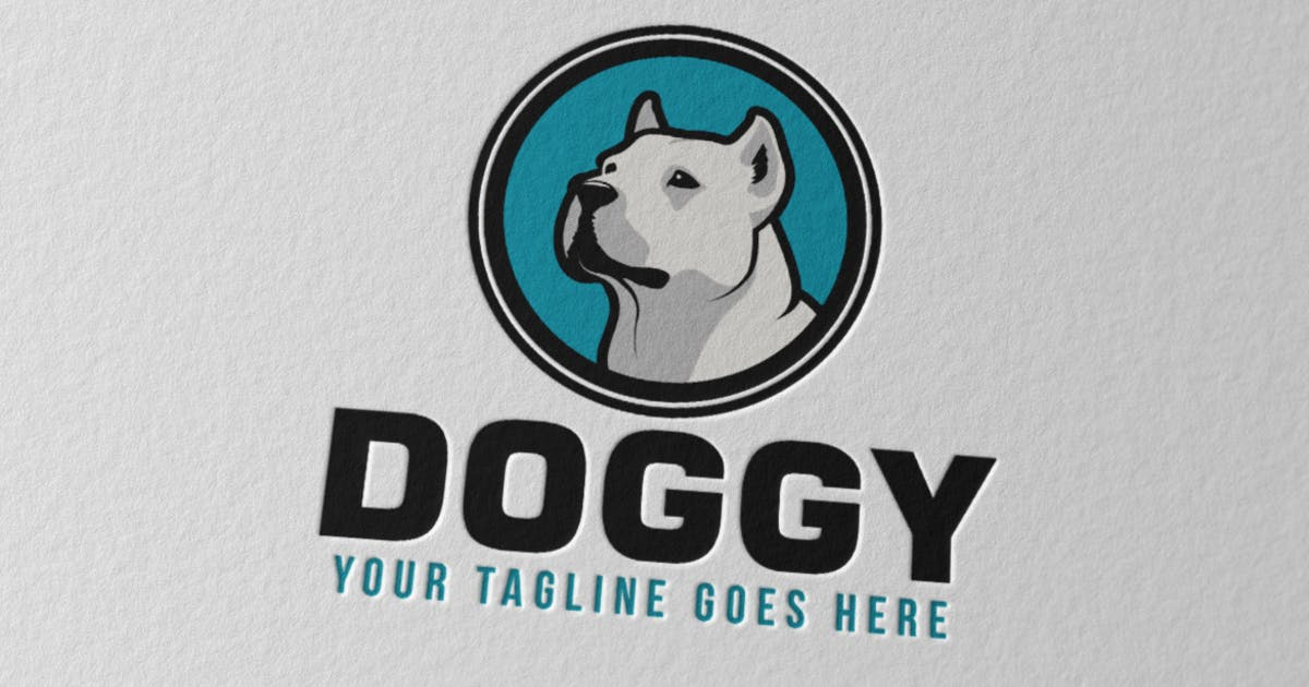 Download Doggy Logo by Scredeck