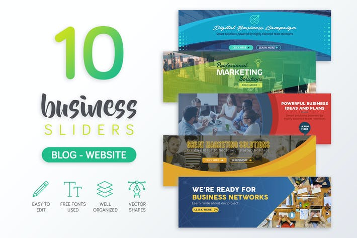 Thumbnail for Business Slider