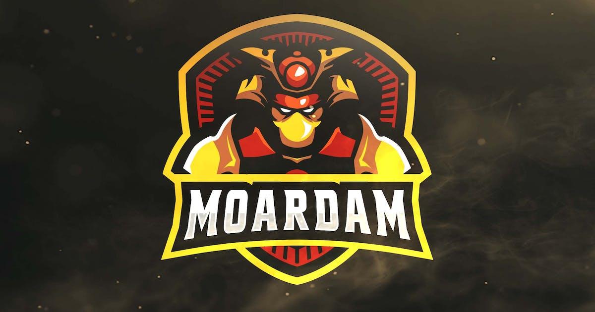 Download Samurai Sport and Esports Logos by ovozdigital