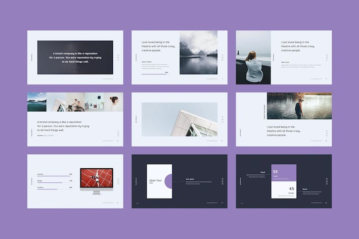 Cover Image For Grace - Minimal & Fashion Template (KEY)