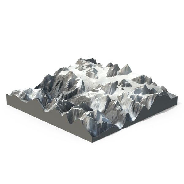 Snow Mountains