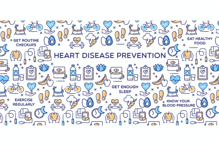 Thumbnail for Heart Disease Prevention - Conceptual Illustration