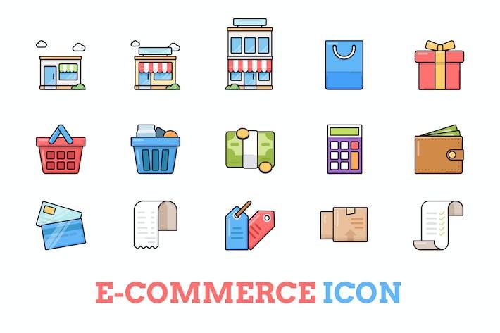 Thumbnail for E-Commerce Icon