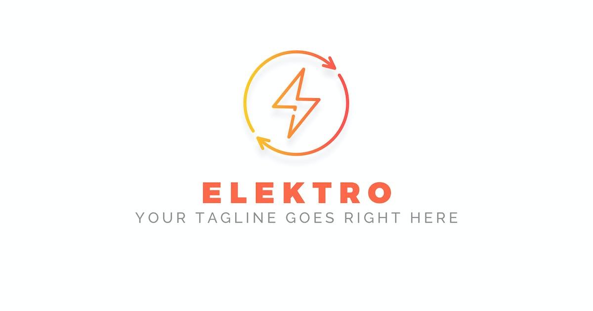 Download Elektro - Electrician Logo Template by ThemeWisdom