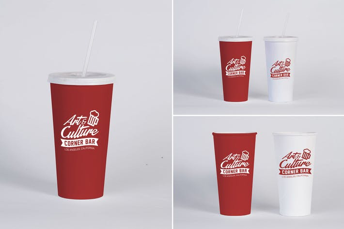 Thumbnail for Multipurpose Cup Mock Up