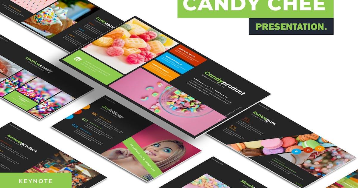 Download CandyChee - Keynote Template by karkunstudio