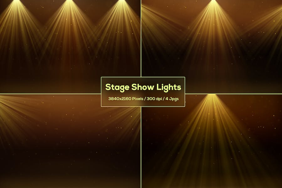 Stage Show Lights